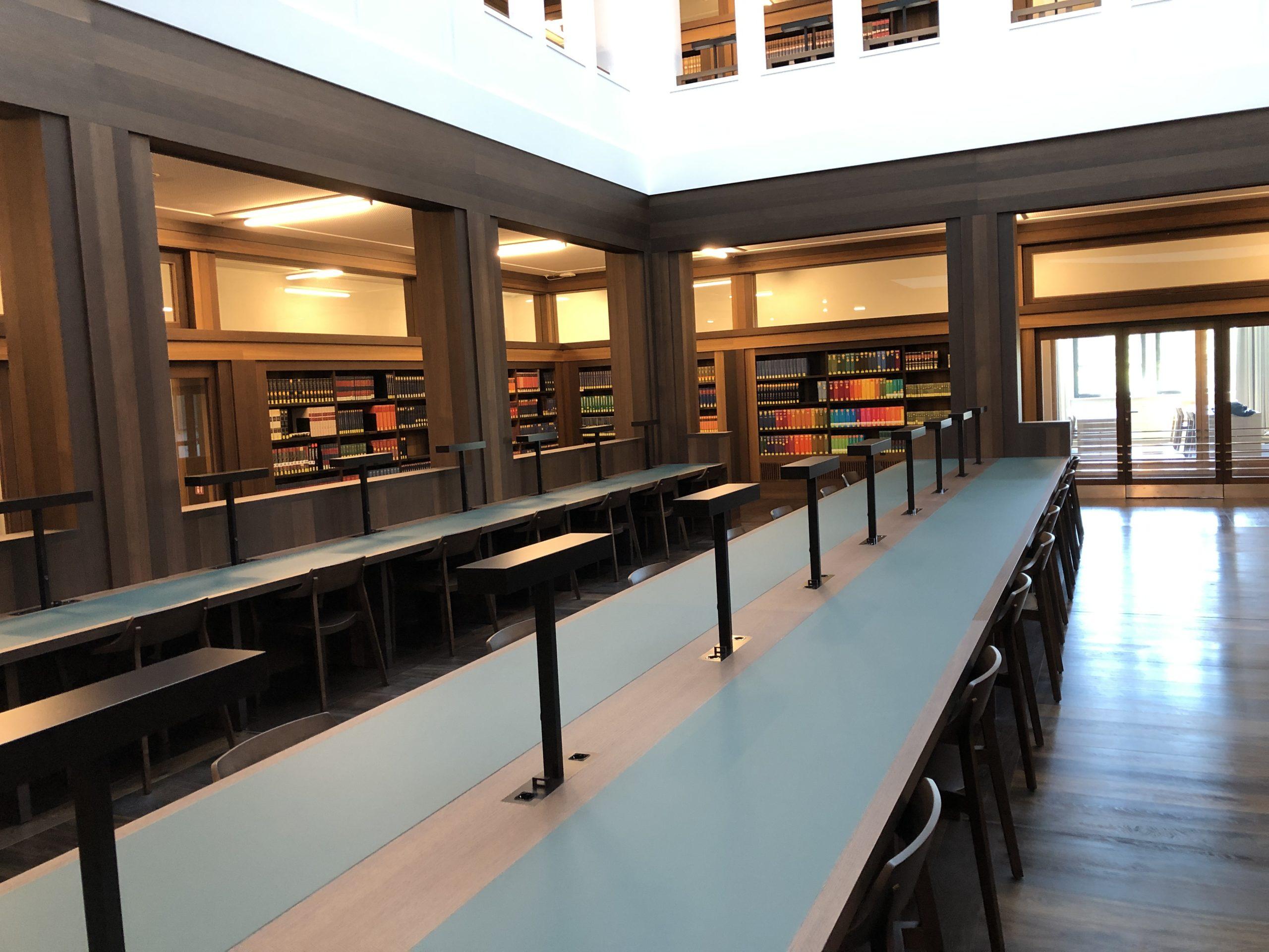 TU Chemnitz Uni Bibliothek